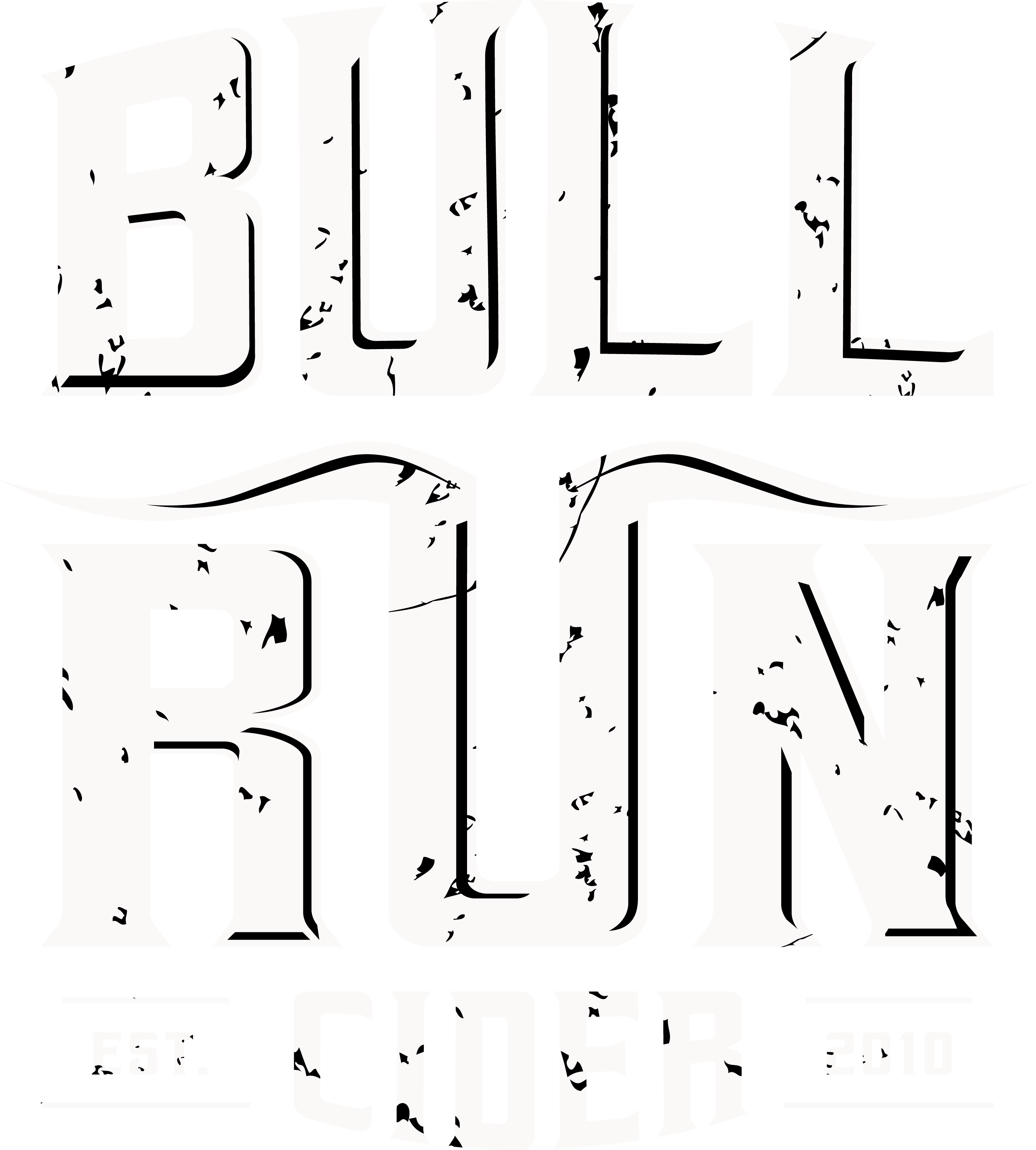 Inverted Bull Run Logo